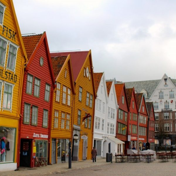 Where to Stay in Bergen, Norway