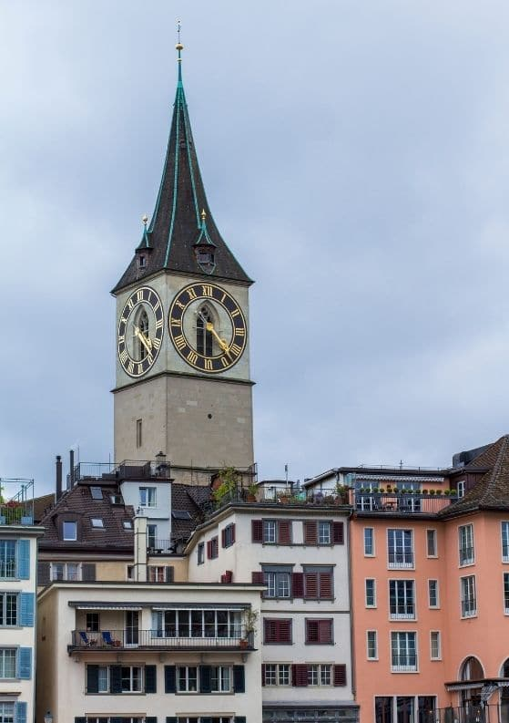 Two Days in Zurich, Switzerland: The Perfect Itinerary