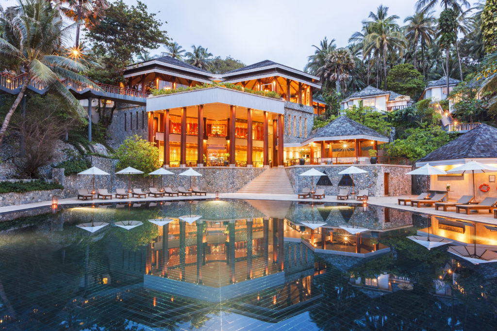 where to stay in phuket, thailand