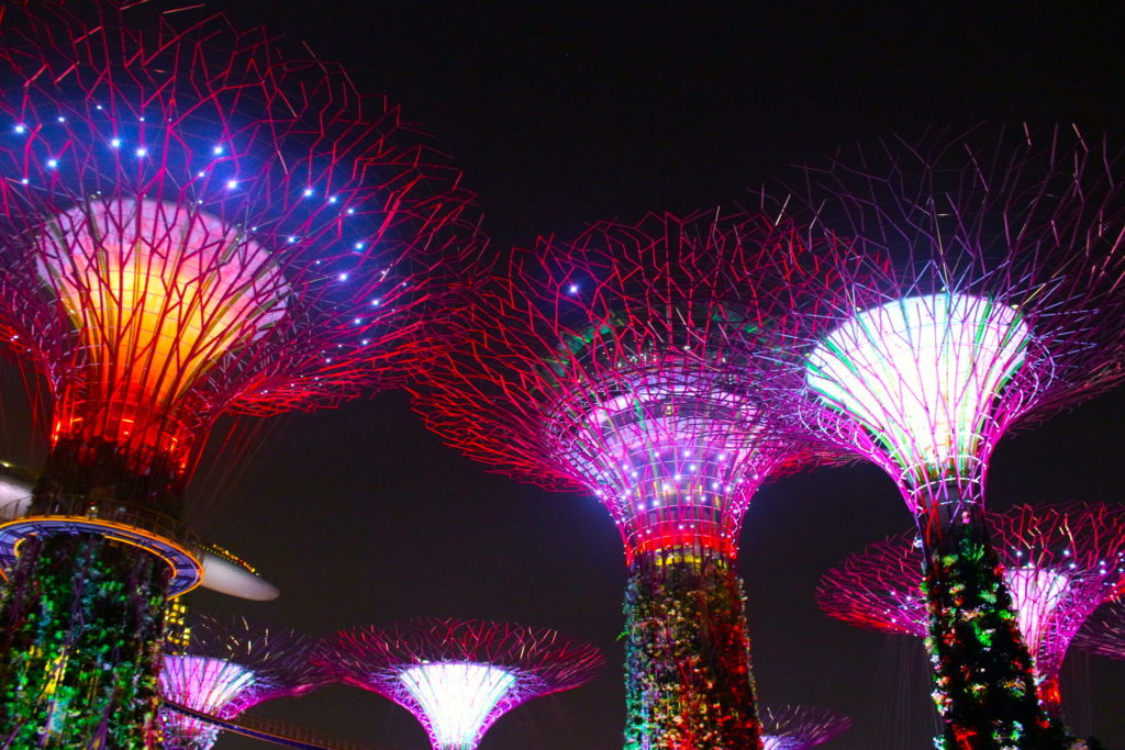 A 24-hour layover in Singapore