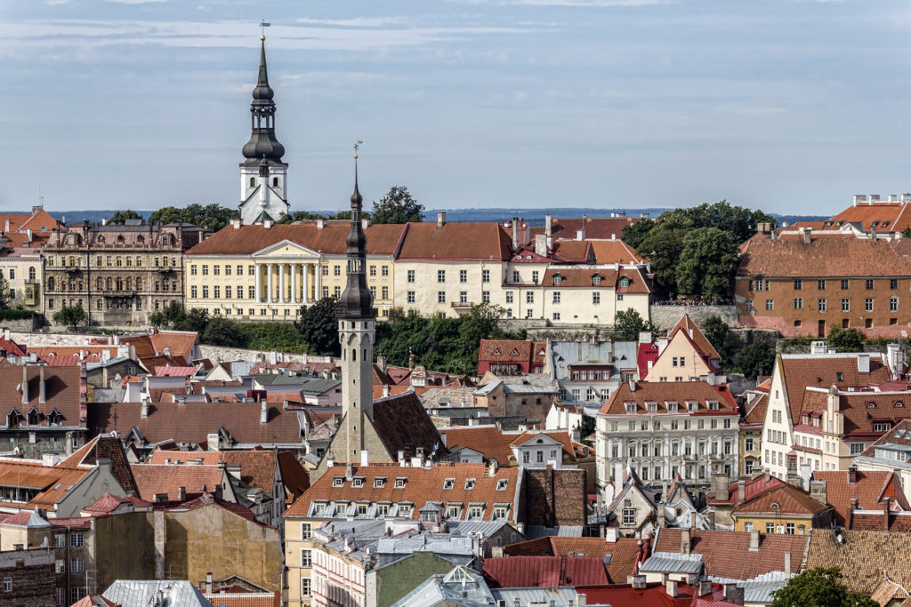24 hours in tallinn, estonia