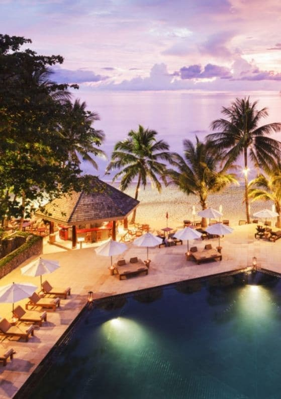 Where to Stay in Phuket, Thailand: The Surin Phuket