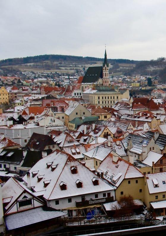 Day Trip to Český Krumlov: Europe's Most Romantic Town
