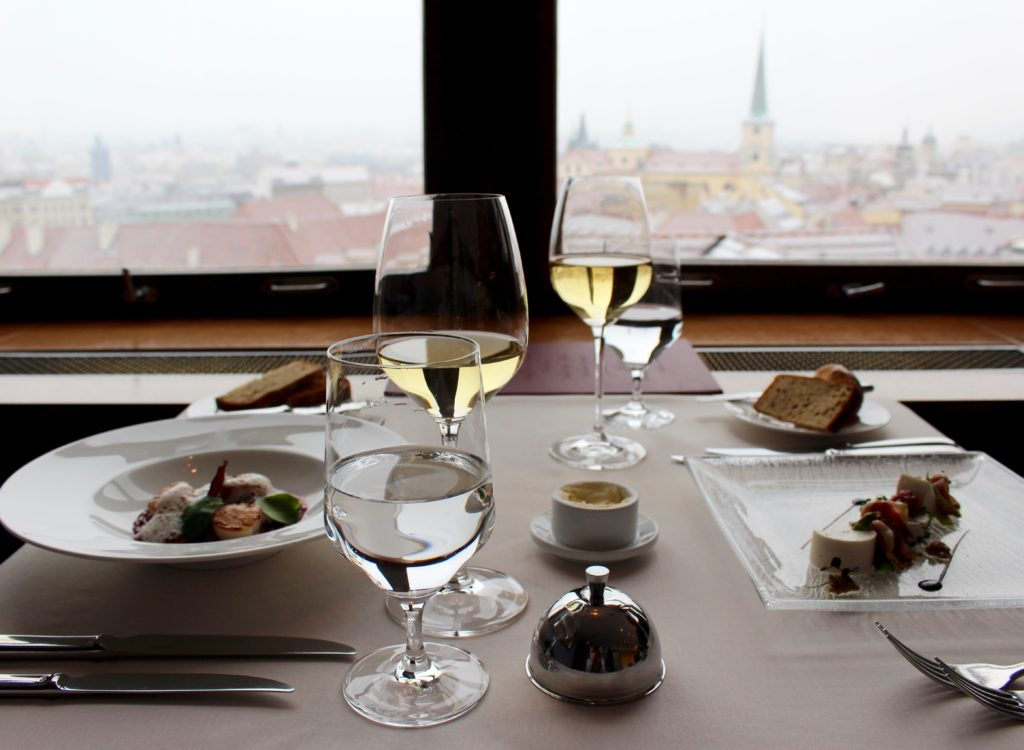 Fine Dining in Prague