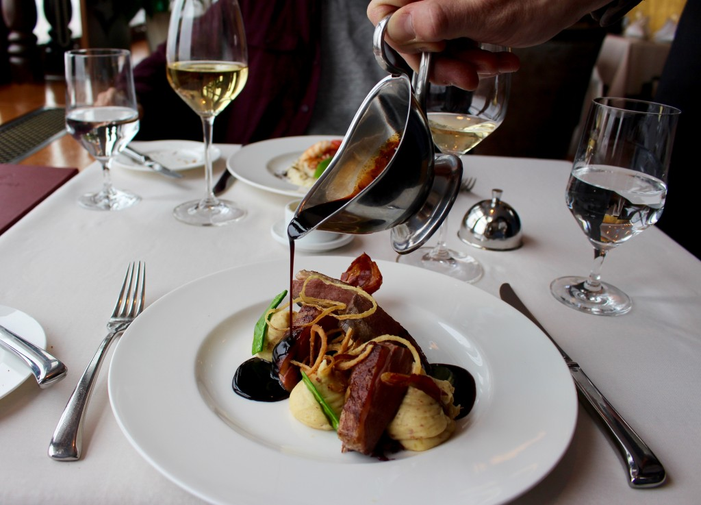 Fine Dining in Prague