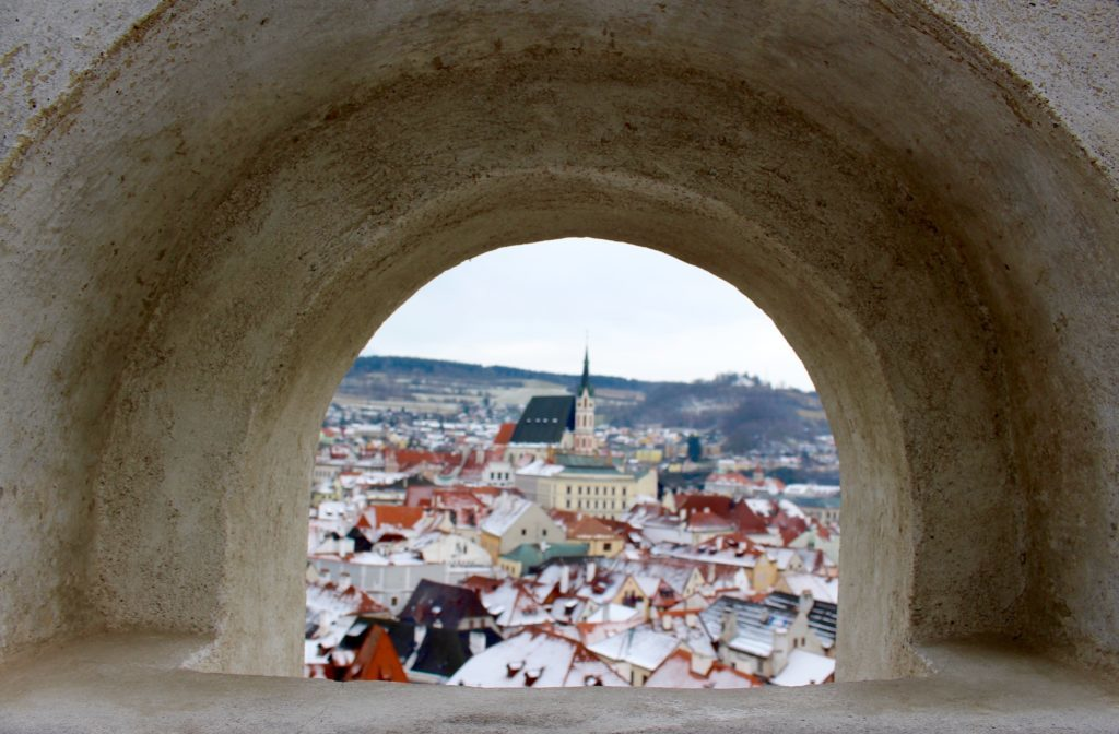 Day trip to Český Krumlov from Prague: Europe's most romantic town! Located in the Czech Republic