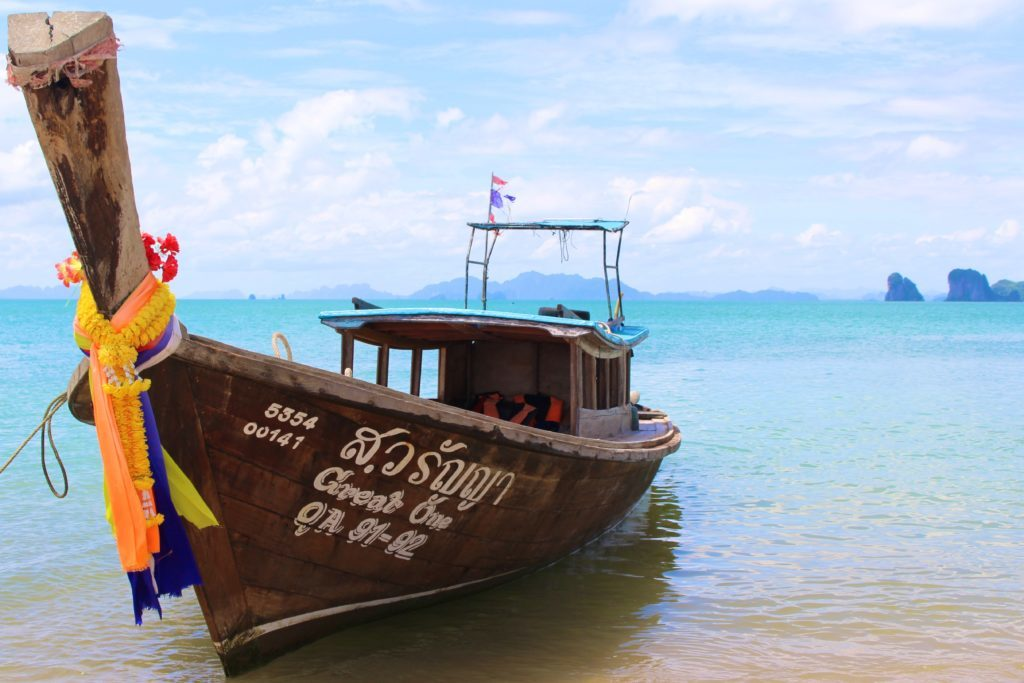 Island hopping in Thailand / Our Bucket List