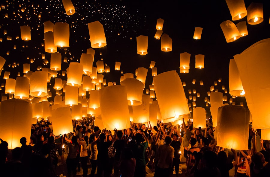 20 festivals to experience in your 20s