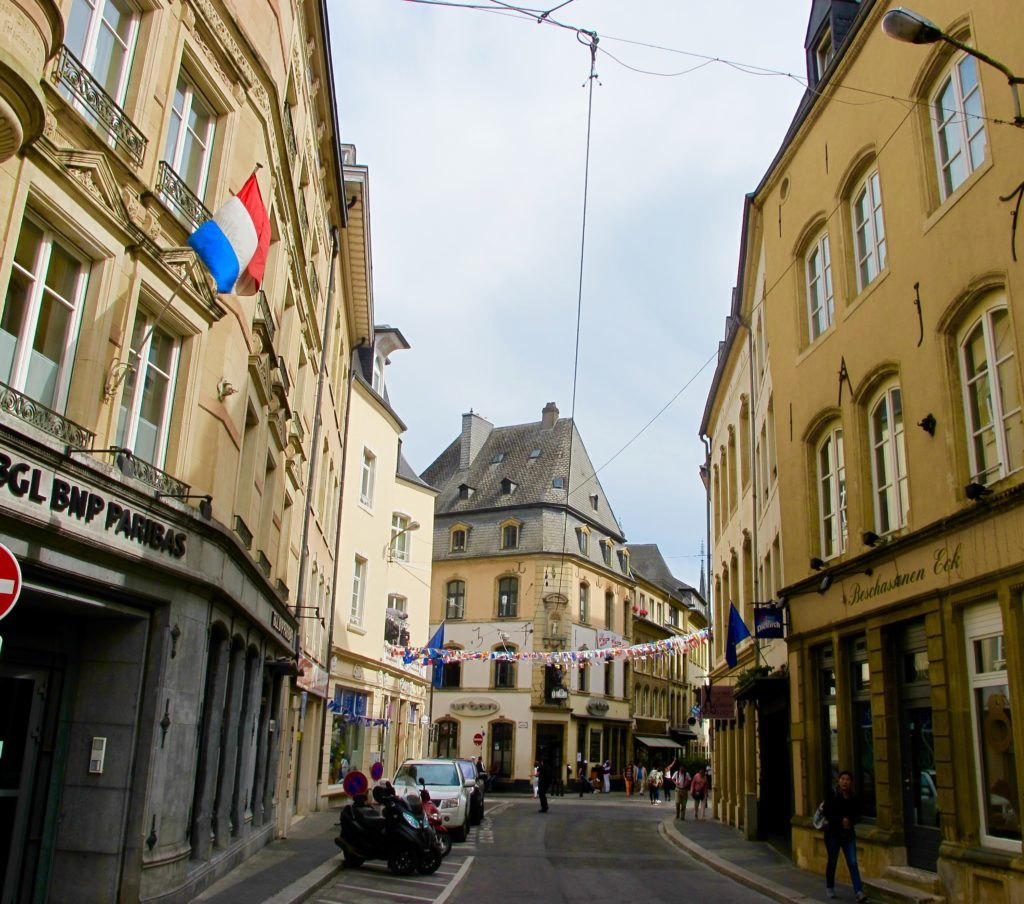 is luxembourg city worth visiting