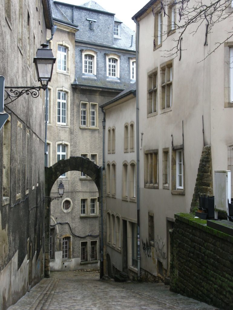 is luxembourg city worth visiting?