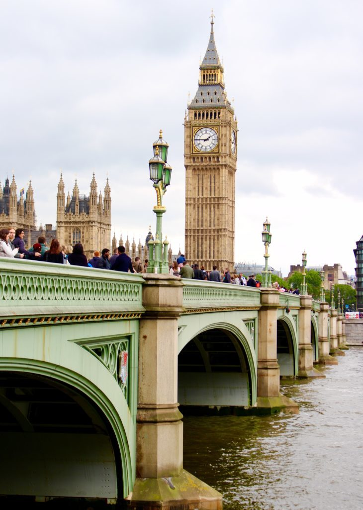 London / Our Bucket List