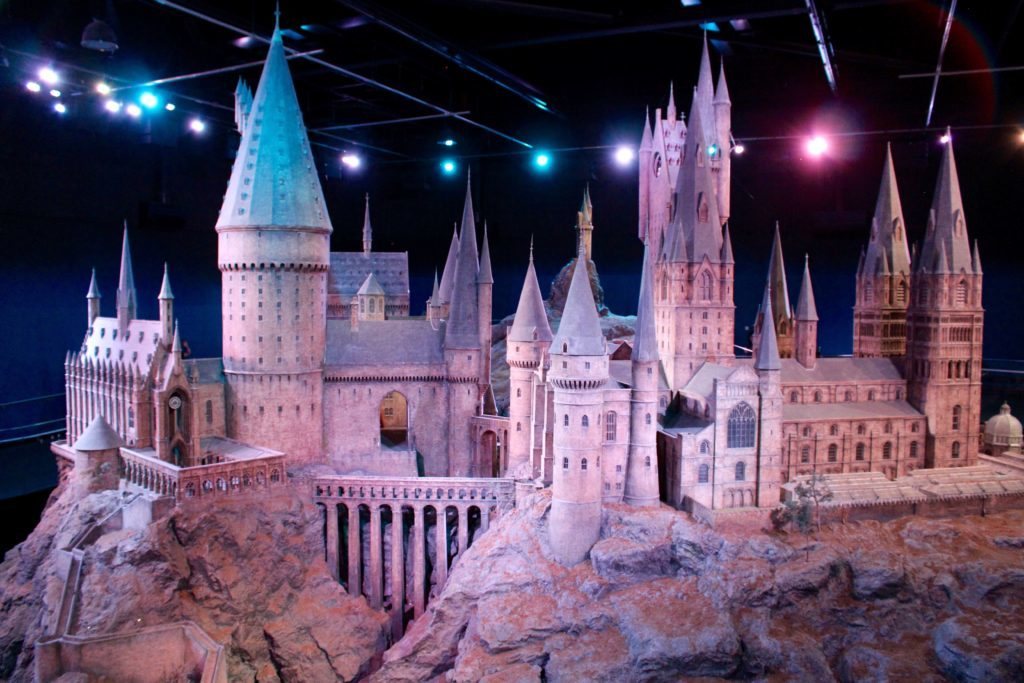 Visiting the Harry Potter Studios in London / Our Bucket List