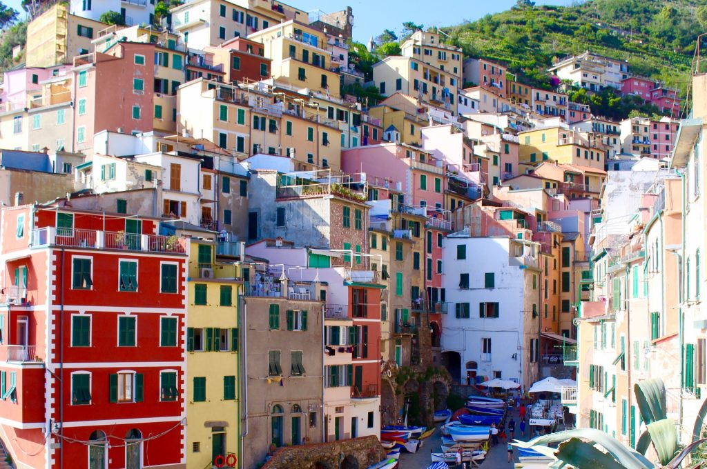 Cinque Terre / Our Bucket List