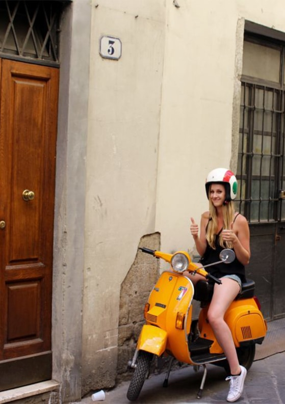 Riding Vespas Through Tuscany: A Must Do While in Florence!