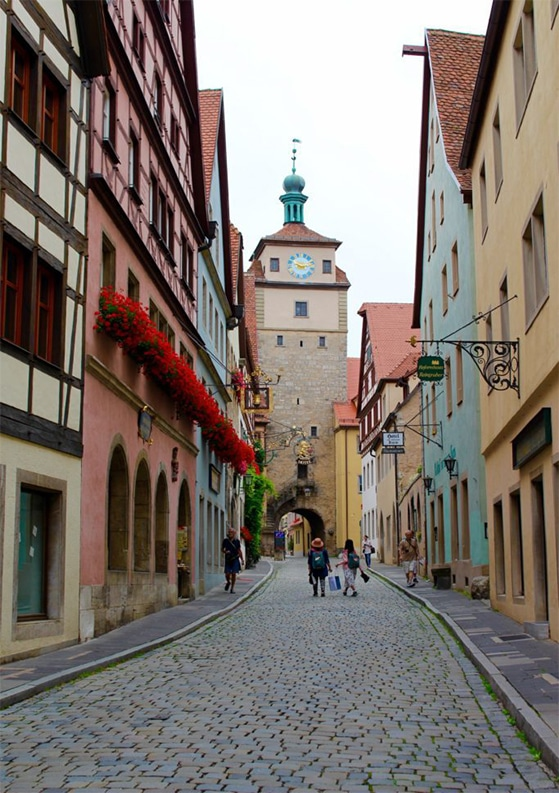 Five Must-Visit Fairy Tale Towns in Germany