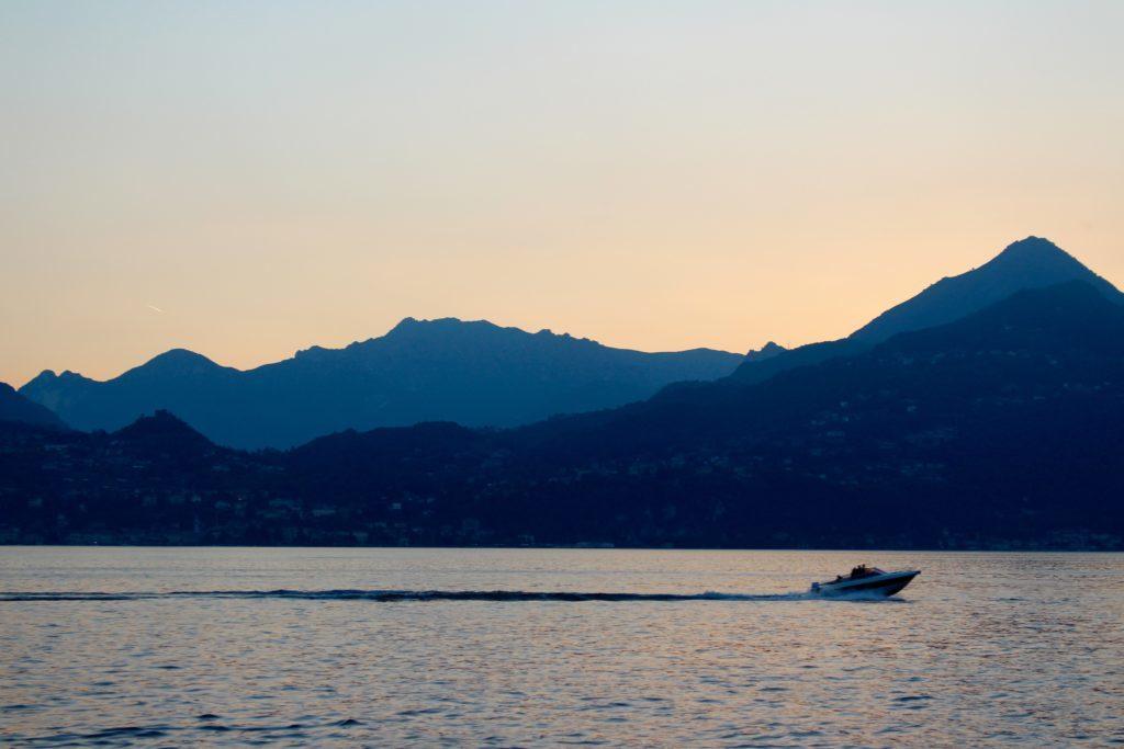 day trip to Lake Como from Milan