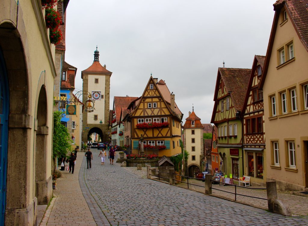 Fairy tale towns in Germany / Our Bucket List