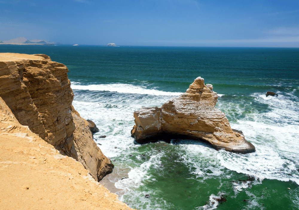 Visiting the tiny beach town of Paracas, Peru? Here's the perfect guide if you're looking for a balance of adventure, nature, and relaxation!