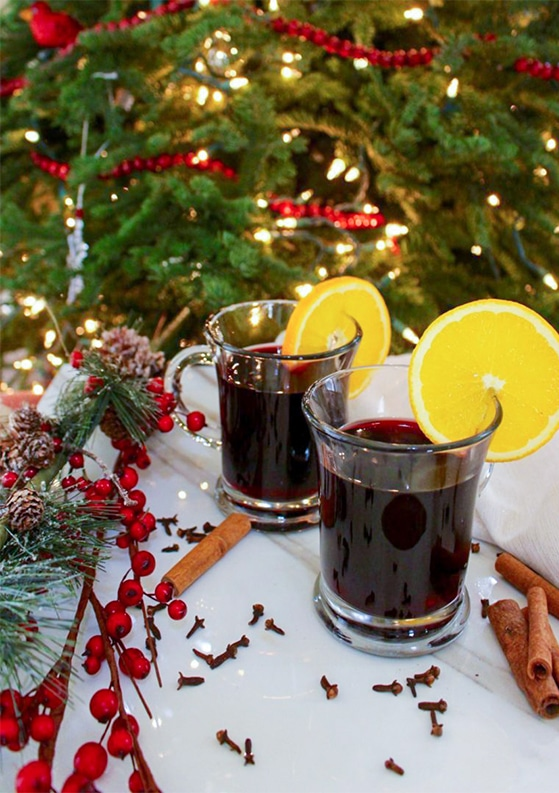 How to Make Traditional German Glühwein (Mulled Wine)