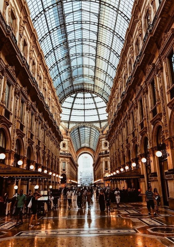The Best Itinerary for One Day in Milan