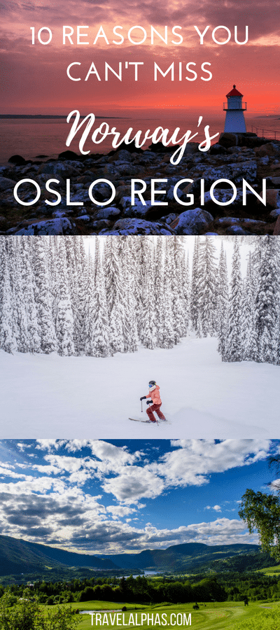 No trip to Norway is complete without spending some time in the Oslo Region! Between Norway's bustling capital city, the Oslofjord, and the countless lakes, mountains, and forests in the area, the Oslo Region is rich with beauty, things to do, and places to see. If you're looking for some Norway travel inspiration, this is the post for you!