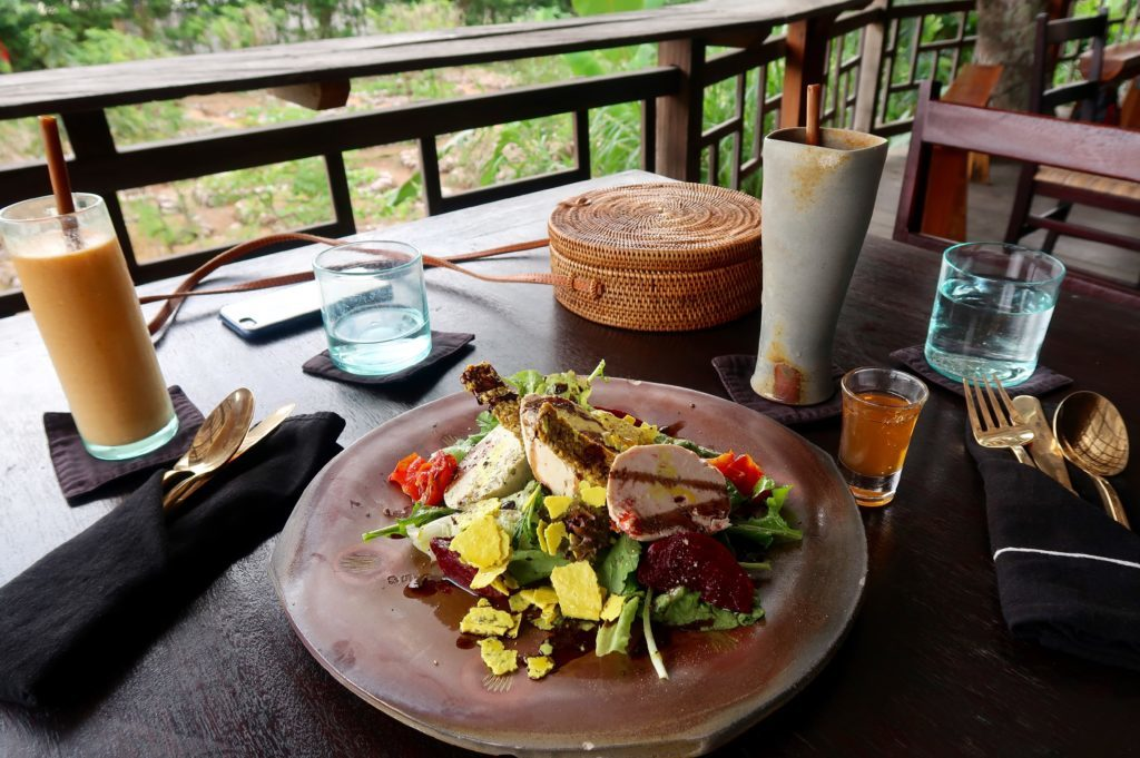 Looking for the best healthy restaurants in Ubud, Bali? These are my top five picks for amazingly delicious vegetarian and vegan cafes in Ubud. Enjoy!