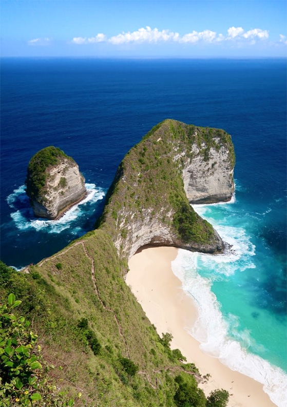 Taking a Day Trip to Nusa Penida: Bali's Paradise Island