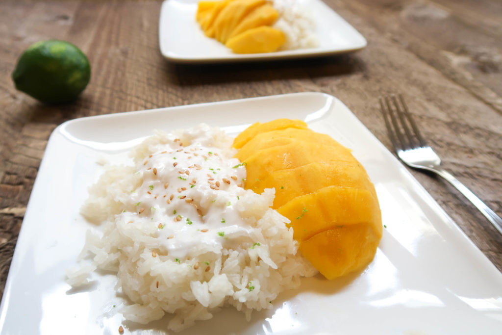 Easy and Authentic Thai Mango Sticky Rice Recipe - Travel ...