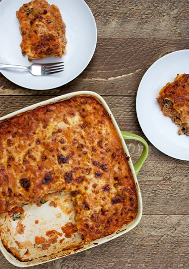 The Best-Ever Lasagna Bolognese with Fresh Pasta and Béchamel