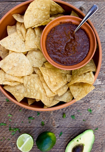 Flavor-Packed Salsa Roja (Mexican Red Salsa)