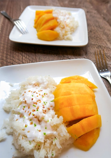 How to Make Authentic Thai Mango Sticky Rice
