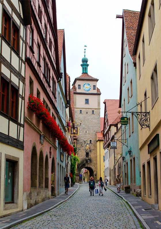 Is Rothenburg ob der Tauber the Cutest Town in Europe?