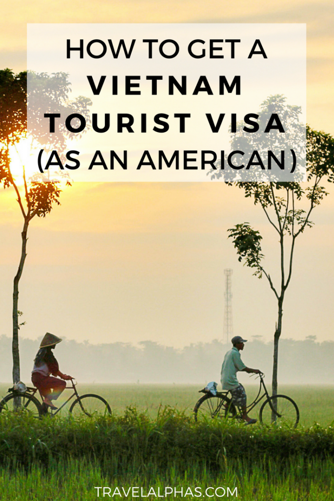 If you're traveling to Vietnam, you'll first need to apply for a tourist visa! This guide explains how Americans can get a tourist visa, and which visa application options are best for your specific trip plan. Click to discover how to apply for your Vietnam tourist visa. | Vietnam travel tips | Vietnam vacation | Vietnam tourist visa | Vietnam travel guide | How to get a Vietnam tourist visa