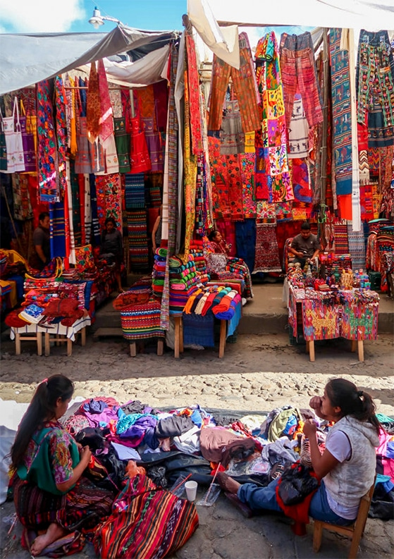 Why You Must Visit the Chichicastenango Market in Guatemala