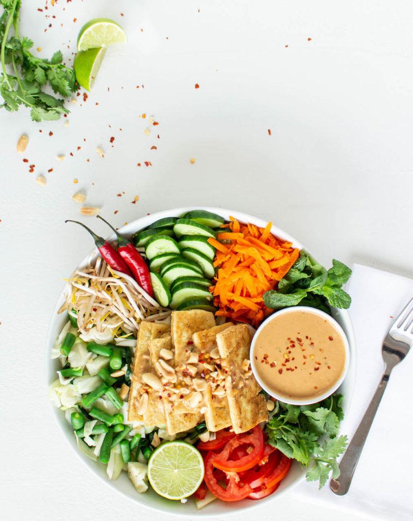 Vegan Gado Gado Salad Recipe Authentic Healthy Ready In 40 Mins