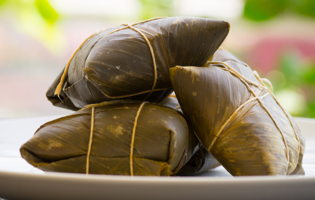 One of the best things about Belize is the food, like these tamales. Rich in color, spice, and cultural-backgrounds, most foods in Belize have melded together and are now just considered pan-Belizean.