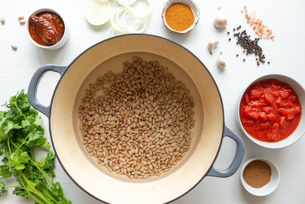 How to soak pinto beans
