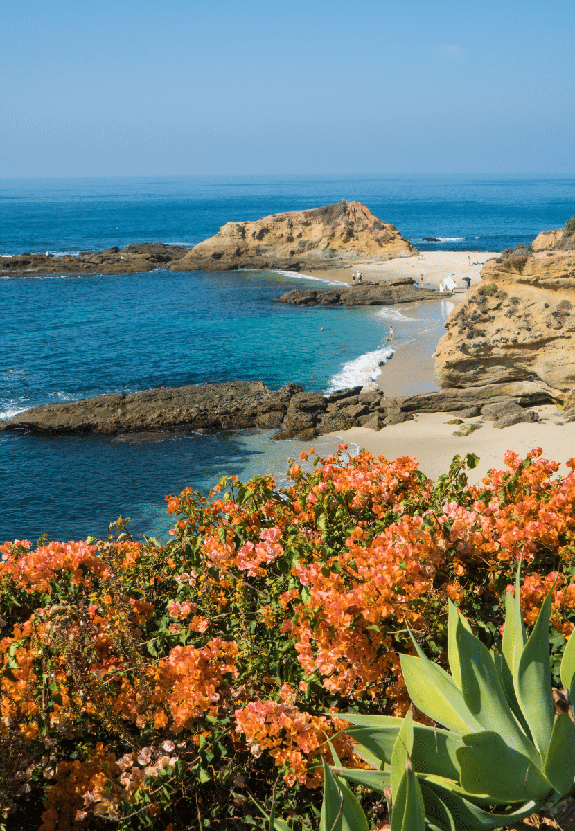 Laguna Beach is the most beautiful beach town in California, a must on your California bucket list!