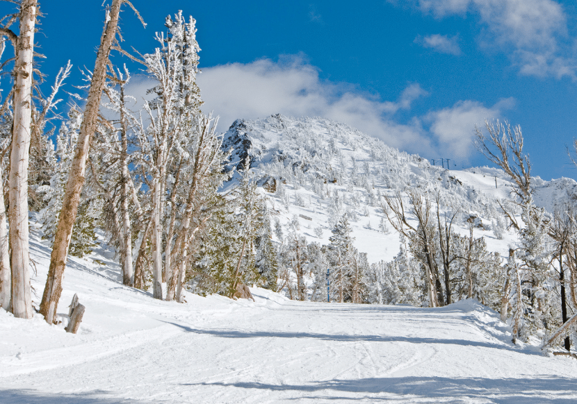 Mammoth mountain is a must on your California bucket list! Beautiful landscapes and the best resort in california for skiing and snowboarding