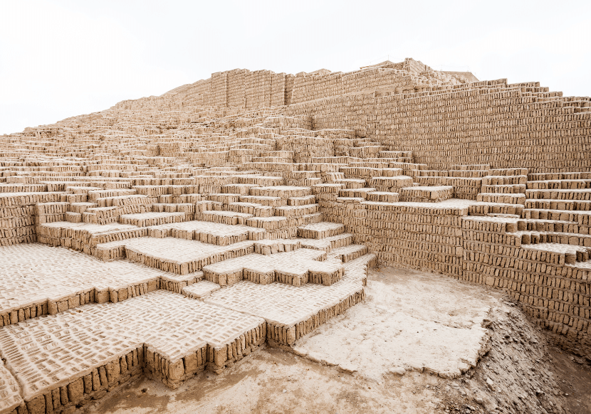 Huaca Pucllana is an ancient pre-Incan adobe and clay pyramid complex in Miraflores, Lima, which is worth visiting during your day in Lima.