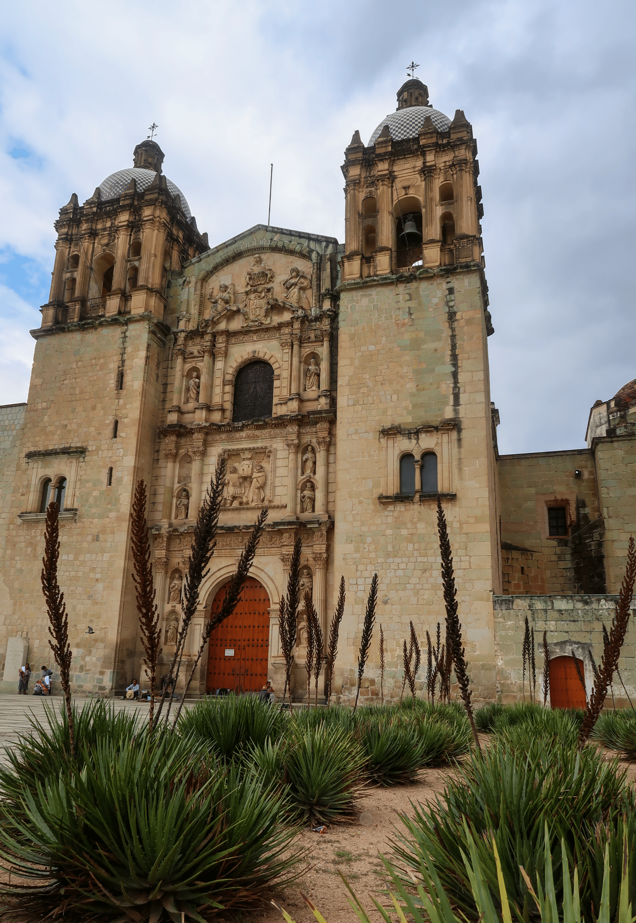Visiting the Templo de Santo Domingo is one of the top things to do in Oaxaca.